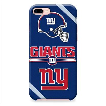 NEW YORK GIANTS NY iPhone 8 | iPhone 8 Plus Case