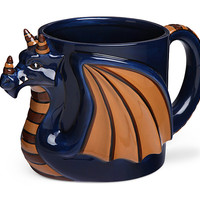 Dark Roast Dragon Mug