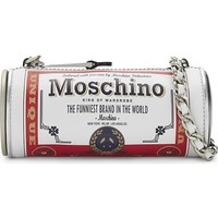 MOSCHINO - Leather can shoulder bag | Selfridges.com