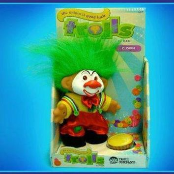 ONETOW Clown Troll Doll