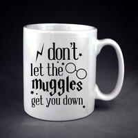 Everyday Im Mugglin Harry Potter Personalized mug/cup