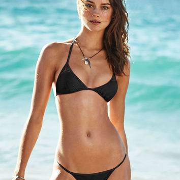 The Mesh Teeny Triangle Top - Beach Sexy - Victoria's Secret