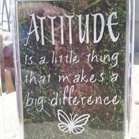 Attitude Picture Frame on Luulla