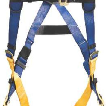 Litefit H312002 Standard 1 D Ring Harness, Medium/Large