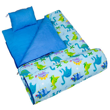 Olive Kids Dinosaur Land Original Sleeping Bag - 17408