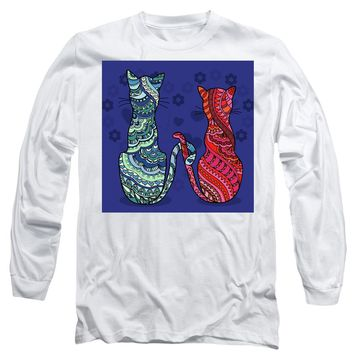 Cat Lovers - Long Sleeve T-Shirt