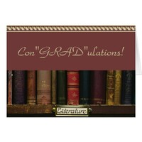 Funny Congratulations Graduation card