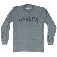 Harlem City Vintage Long Sleeve T-Shirt