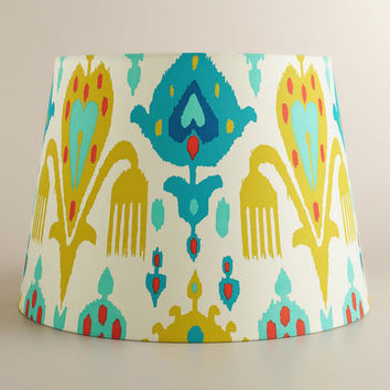 Ivory Aberdeen Table Lamp Shade - World Market