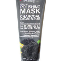 Charcoal & Black Sugar Facial Polishing Mask  :: Freeman Beauty