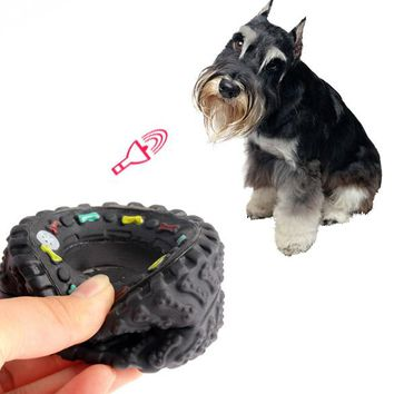 Dog Tire Toy