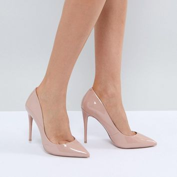 ALDO Heeled Court Shoe at asos.com