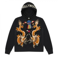 Gucci x DSM Men's Hooded Sweatshirt (X9C35)