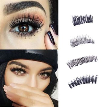 Double Magnetic Lashes Extension