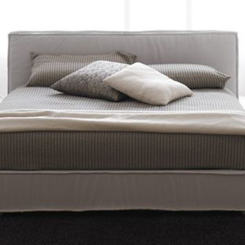 Materasse Bed Frame by Bolzan Letti