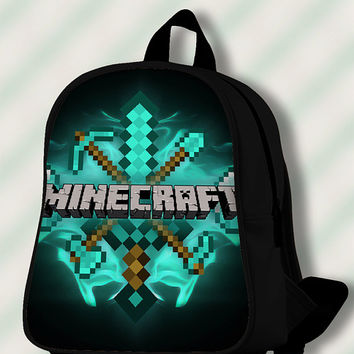 Minecraft - Custom SchoolBags/Backpack for Kids.