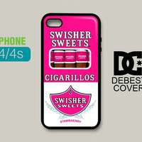 Swisher Sweets Stawberry iPhone Cases