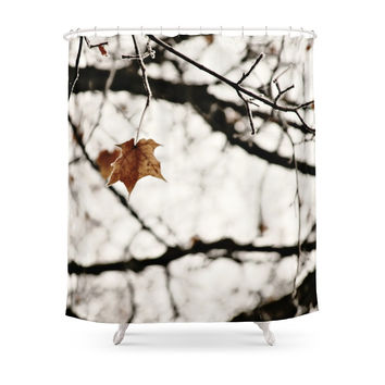 Society6 Frozen Shower Curtain