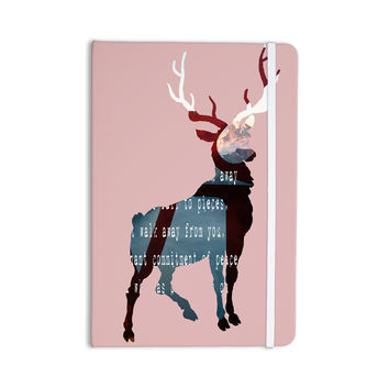 "Suzanne Carter ""Oh Deer"" Everything Notebook"
