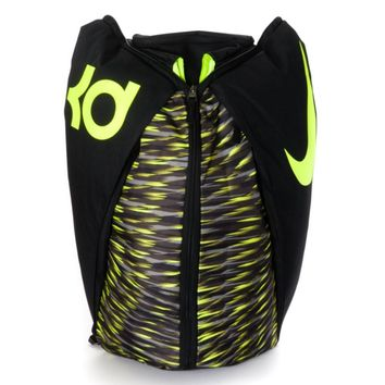 buy popular 3ac26 ad45a Nike Adult s KD Max Air VIII Basketball Backpack Black Volt