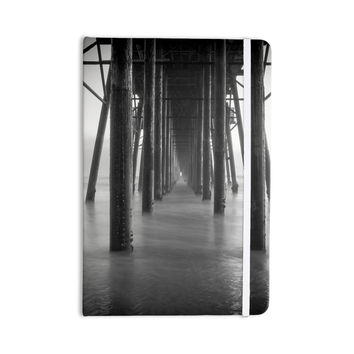 "Juan Paolo ""Vanishing Point"" Coastal Photography Everything Notebook"