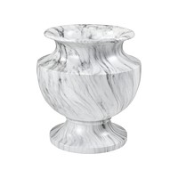 Via Appia Small Marbling Planter