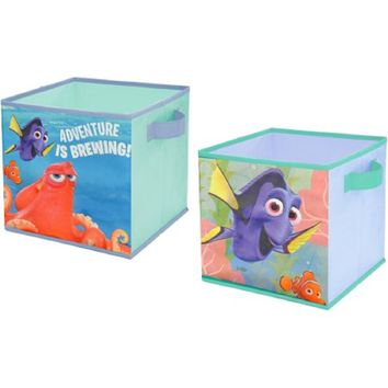 Disney Finding Dory Storage Cubes, 2pk