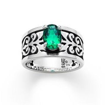 Adoree Ring with Emerald | James Avery