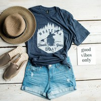 Float Your Boat Tee