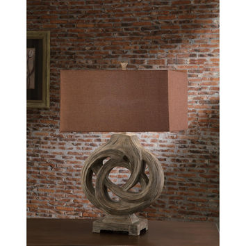 Crestview Collection Crestview Cvaup687 Coiled Branch Table Lamp