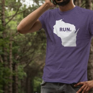 Wisconsin RUN.T for Men/Unisex