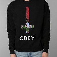OBEY Salem Crewneck Sweatshirt