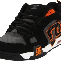 DC Men's Frenzy TP Lace-Up Skate Shoe