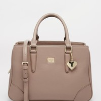 Marc B Brook Tote Bag with Detachable Shoulder Strap