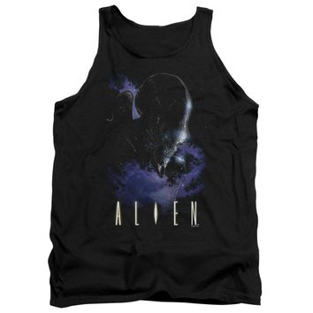 Alien - In Space Adult Tank Top Officially Licensed Apparel