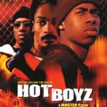 Hot Boyz Movie Poster 27x40 Used Gary Busey, Casey King, C Thomas Howell, Snoop Dogg, David Brown, Jeff Speakman, Anthony Boswell, Clifton Powell, Master P, Dean Chambers, Shireen Crutchfield, Lorissa McComas, Leila Arcieri