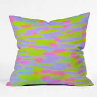 Rebecca Allen My Pearl For Sundays Throw Pillow