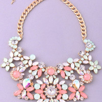 Spring Embrace Necklace
