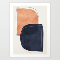 Nova Art Print by Tracie Andrews