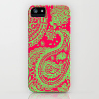 Paisley 4 iPhone Case by Jordan Virden | Society6