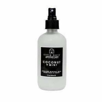 Coconut + Mint /Cooling Mineral Mist