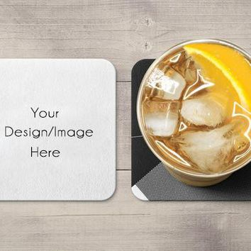 Customized Coaster Set