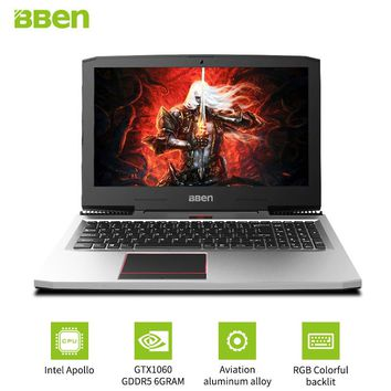 "1TB and 2TB 15.6"" G16 Bben Premium Gaming Laptops with Aviation grade Aluminum casings Windows 10  Intel Core i7"