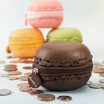 Scented Macaron Coin Purses | Firebox.com - Shop for the Unusual
