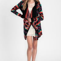 Desert Poncho by UNIF - $84.00: ThreadSence, Women's Indie & Bohemian Clothing, Dresses, & Accessories
