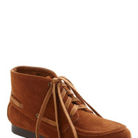 Red Clay Romp Bootie | Mod Retro Vintage Boots | ModCloth.com
