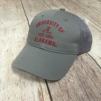 University of Alabama Trucker Hat