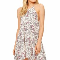 Eastern Florals Dress