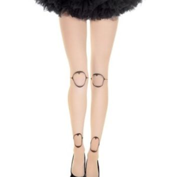 Music Legs | Doll Tights