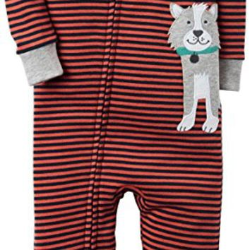 Baby Boys 1 Pc Cotton 321g195, Stripe